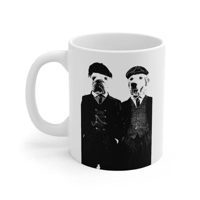 SquishyFacedCrew™ Custom 'OLD DETECTIVES'' 11oz Mug