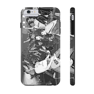 SquishyFacedCrew™ Personalised 'THE ROCKER' Phone Case