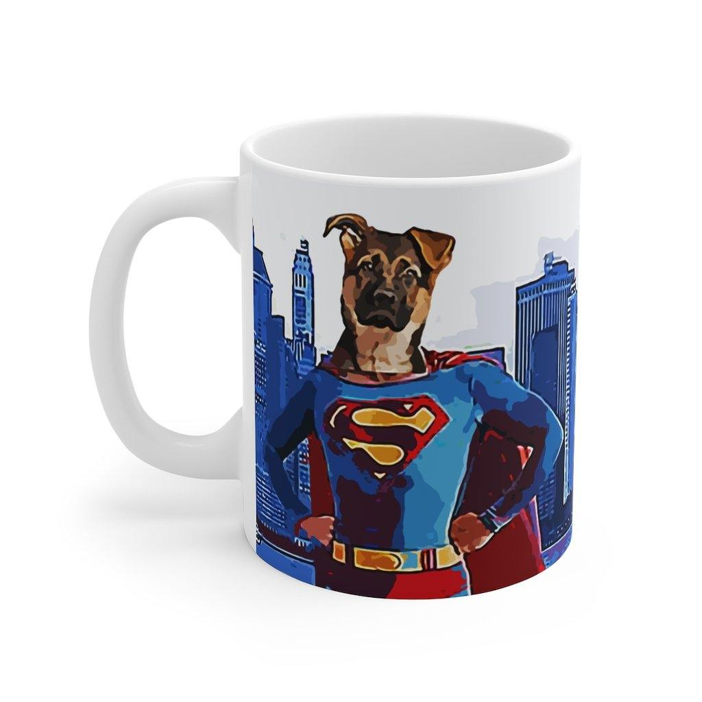 "SquishyFacedCrew™ ""SUPEROAWS"" 11oz Mug"