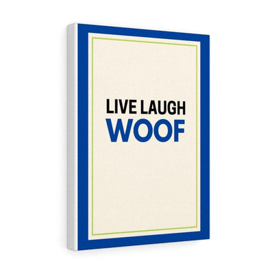 SquishyFacedCrew 'Live Laugh Woof' - SquishyFacedCrew