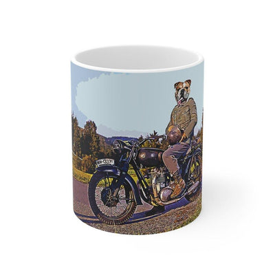 SquishyFacedCrew™ Custom '20th century icons' 11oz Mug