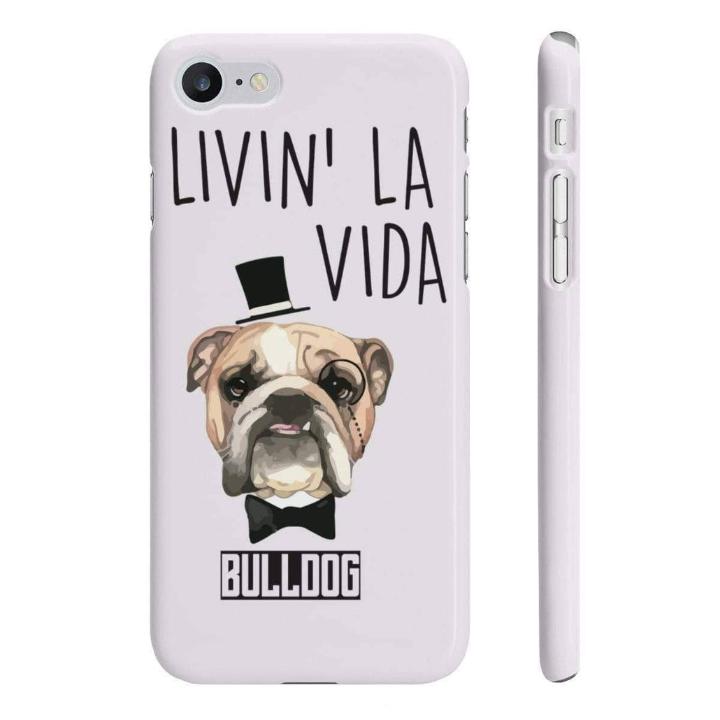 Wpaps Slim Phone Cases | Livin' La Vida Bulldog Phone Case