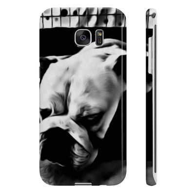 Wpaps Slim Phone Cases | CUSTOM WITH YOUR PETS PICTURE - SquishyFacedCrew