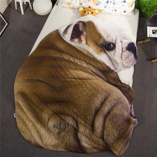 3D Pillow & 3D Blanket BUNDLE!
