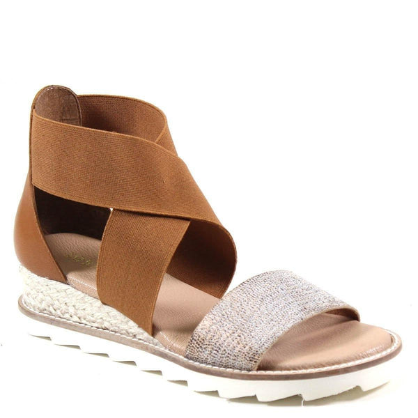 Qwi Ver- 5 colors Sandal by DibaTrue