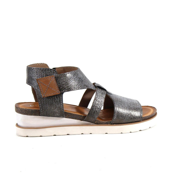 Greens Burg- 2 Colors Sandal by DibaTrue