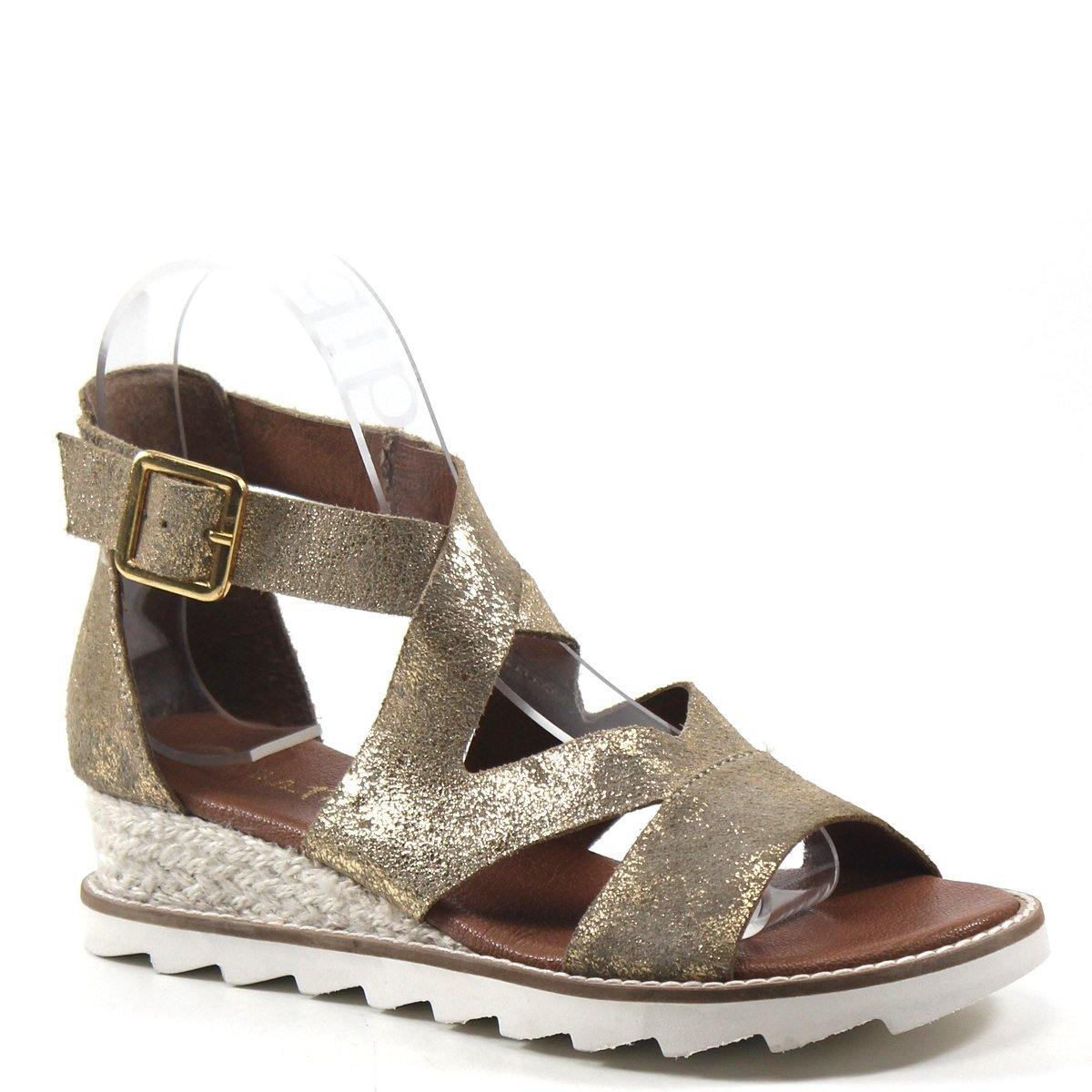 Qu Aint- 2 Colors Sandal by DibaTrue