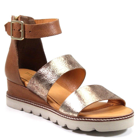Lady Like- 2 Colors sandal by DibaTrue