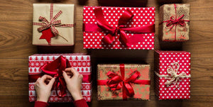 Gift Wrapping  by DibaTrue