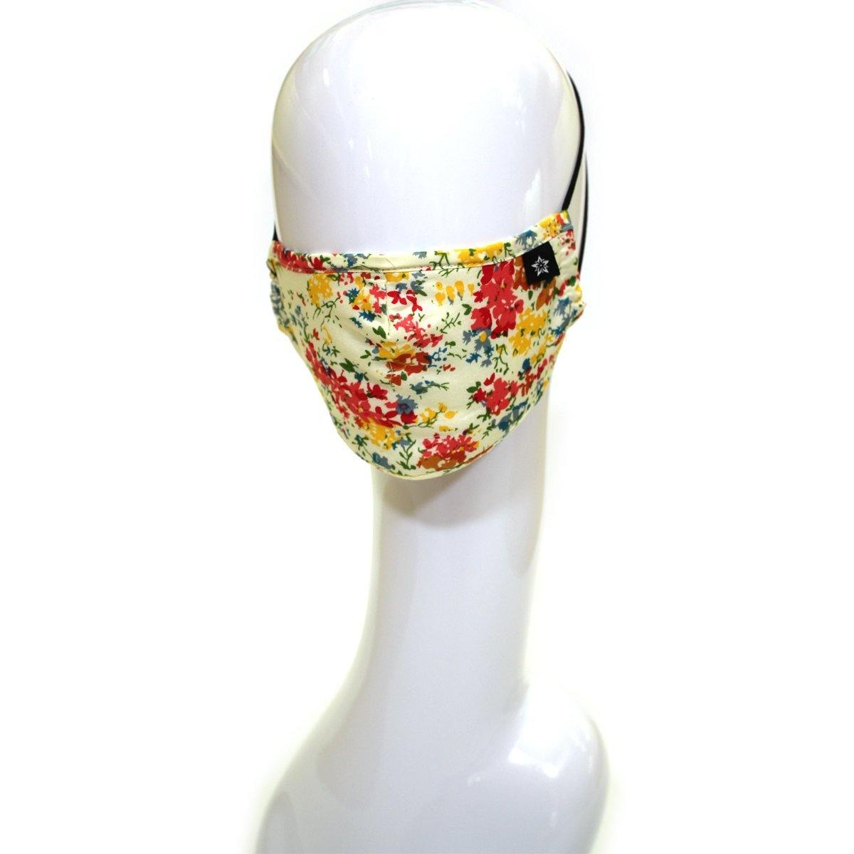 Yellow Garden Fashion Face Mask Accessories by DibaTrue
