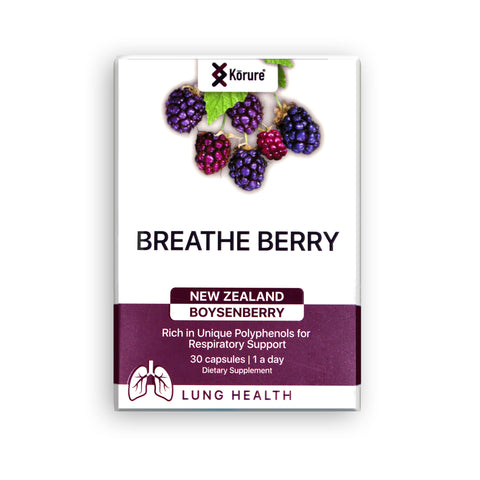 Breathe Berry