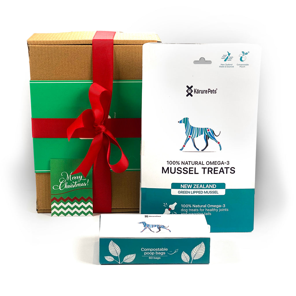 Pet Treats & Doggy Bag