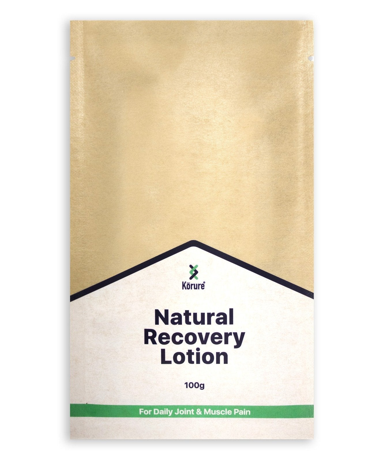 Refill Pouch - Natural Recovery Lotion - 100g