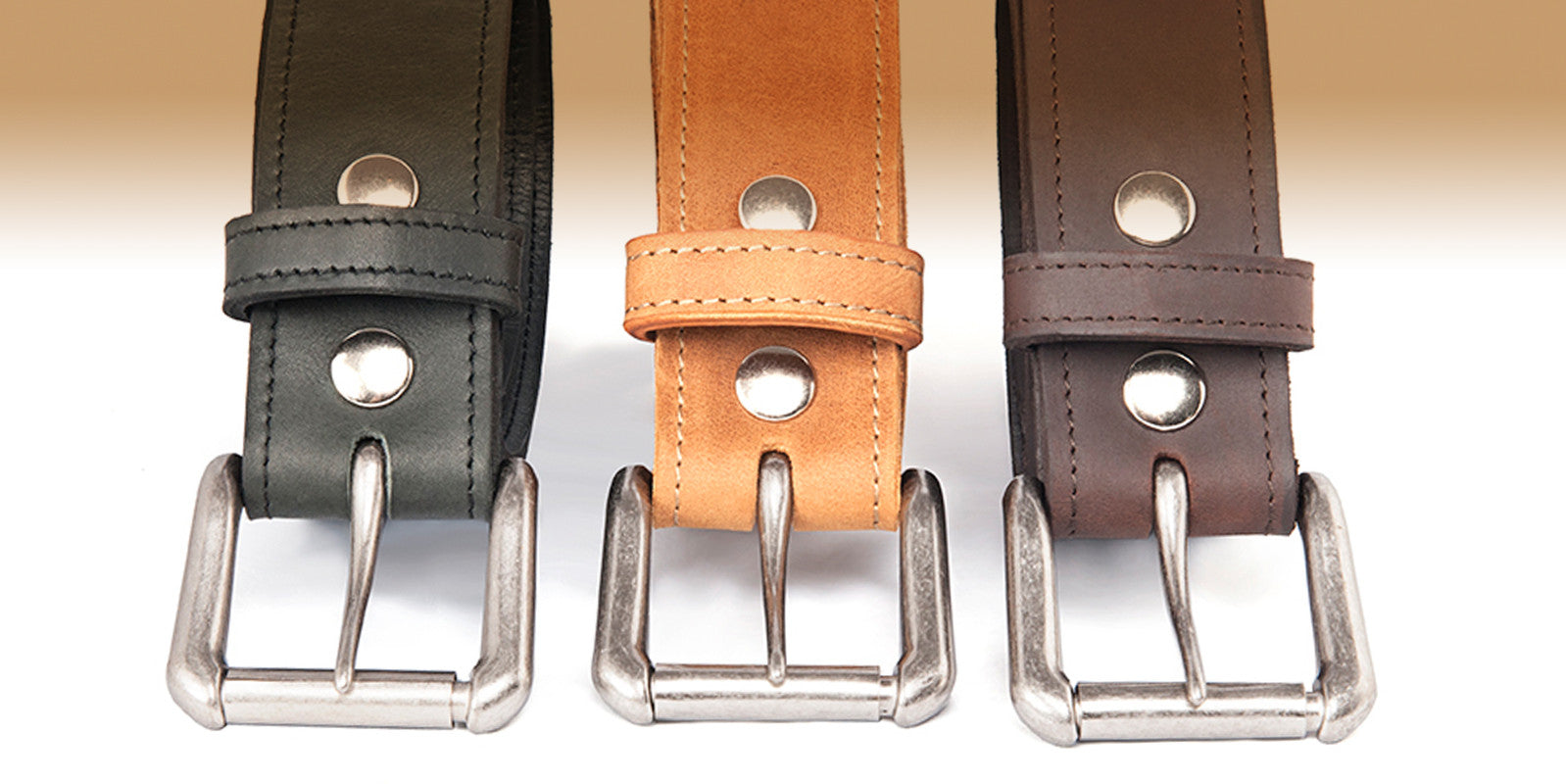 Handmade in Kenya - Genuine Leather