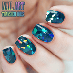Starry Sky Nail Foils (Set of 12)