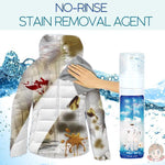 No-Rinse Stain Removal Agent