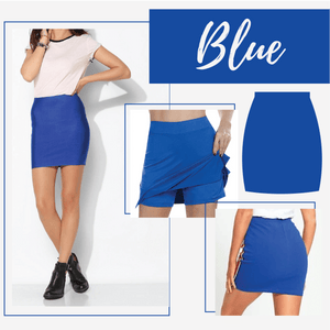 Anti-Chafing Fashion Skort
