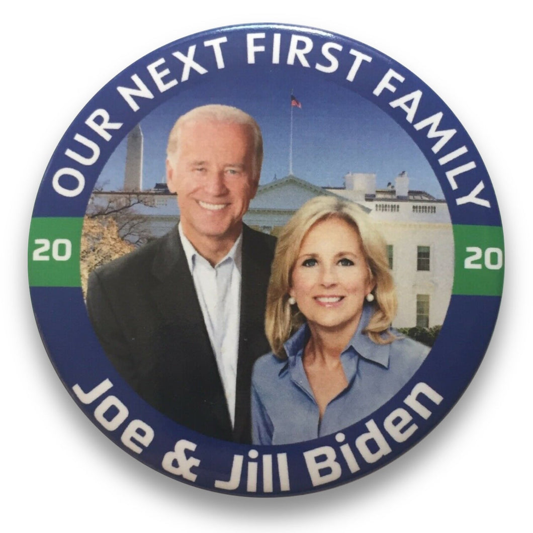 2020 Joe Biden & Jill Biden First Family - 3