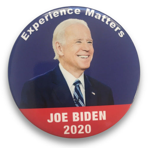2020 Joe Biden for President Experience Matters