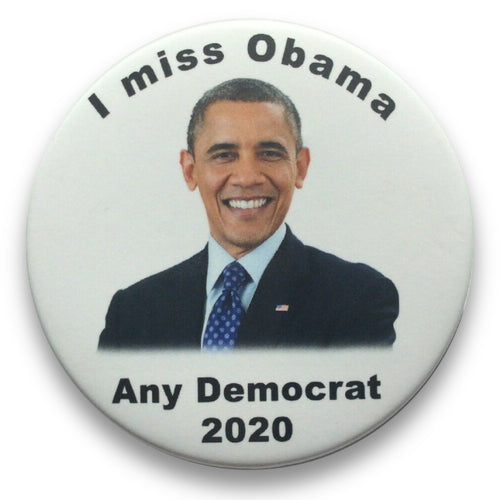 I Miss Obama - Any Democrat 2020 - 3