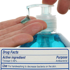 Triclosan, A Chemical Used in Antibacterial Soaps, is Found to Impair Muscle Function