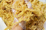 raw sea moss Irish moss seamoss hand