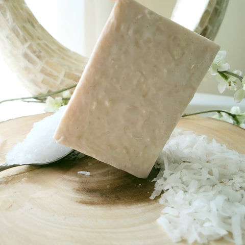 Coconut Dream soap (Creamy Butter soap)