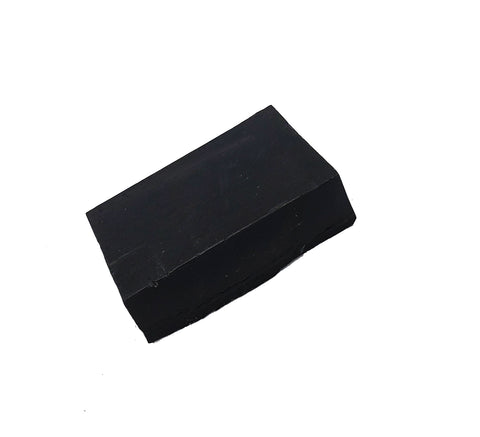 100% Activated Charcoal soap (Detoxifying soap)