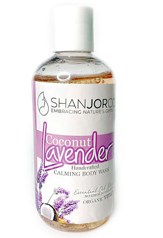 Coconut & Lavender Body Wash
