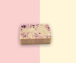 Honey + Lavender w/ Coconut in Oatmeal soap