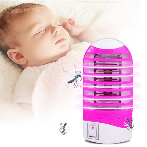 Mosquito Killing Electronic Insect Lamp