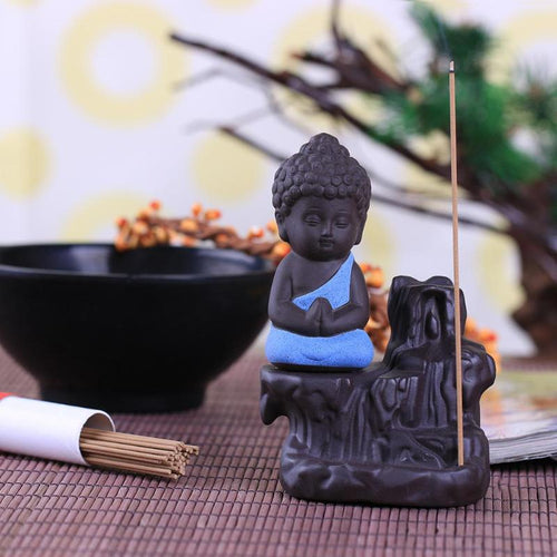 The Little Monk Censer Creative Home Scent Burner Decor