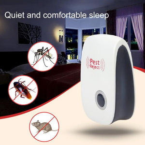 2018 *Stay Safe*  Multi-purpose Electronic Pest Repeller