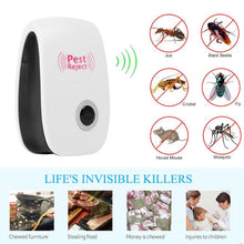 Load image into Gallery viewer, 2018 *Stay Safe*  Multi-purpose Electronic Pest Repeller