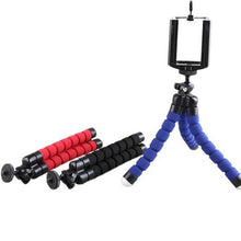 Load image into Gallery viewer, New *Flexible*  Wireless Bluetooth Remote Tripod for SmartPhone