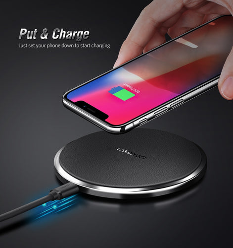 Ultra Sleek *Wireless* Charger Charging Pad