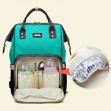 Load image into Gallery viewer, Fashion Nappy Baby Care Diaper Backpack