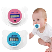 Load image into Gallery viewer, Infant Pacifier Thermometer