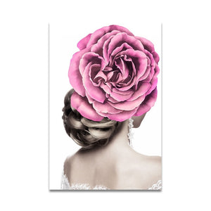 Abstract Wall Art Fashion Pictures