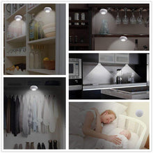 Load image into Gallery viewer, 5Pcs - 13 Colors Wireless Dimmable Touch Sensor LED Light With Remote Control