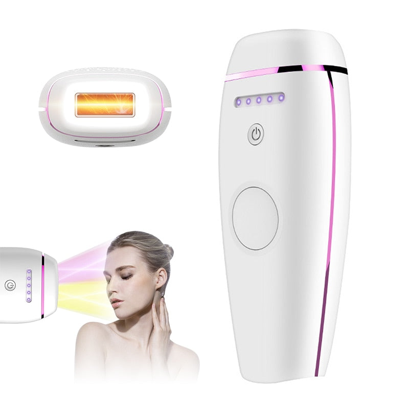 5 Modes LED IPL *PAINLESS* Laser Hair Removal Machine