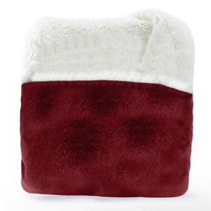 *EXTRA WARM* Outdoor Winter Hooded Blanket with Hands-Free