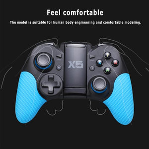 X5 Wireless Bluetooth Multimedia Game Pad Controller
