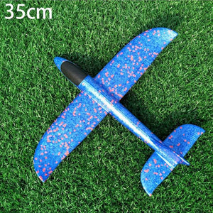 35/48CM DIY *Hand Throw* Flying Glider Foam Planes