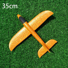 Load image into Gallery viewer, 35/48CM DIY *Hand Throw* Flying Glider Foam Planes