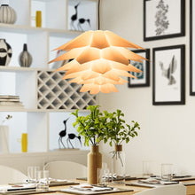 Load image into Gallery viewer, 7 Colors DIY E27Lotus Shape 6 Layers Chandelier