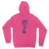 Lost Dog Pub Youth Hoodie Old Dog on Back