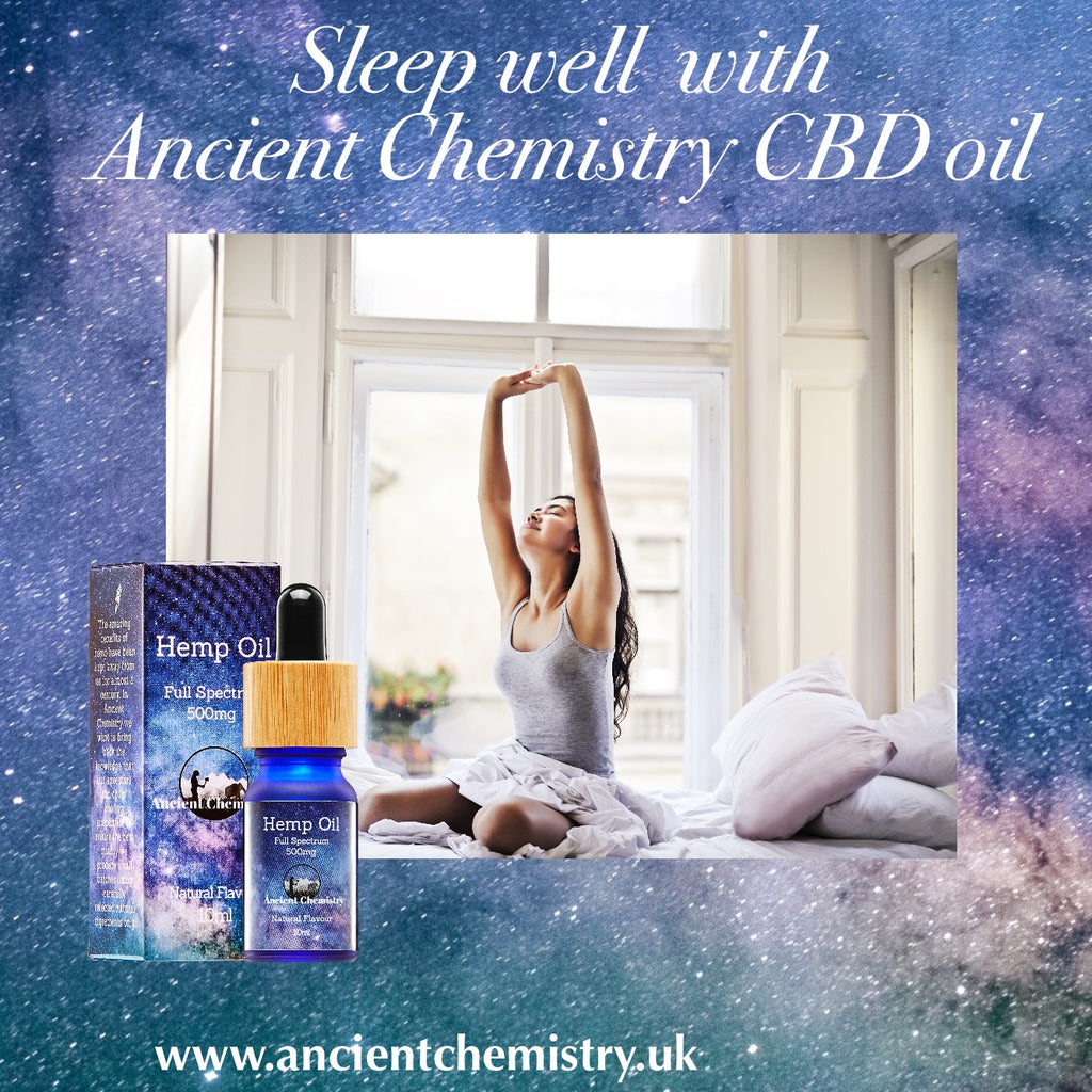 HOW CBD CAN HELP WITH SLEEP DISORDER