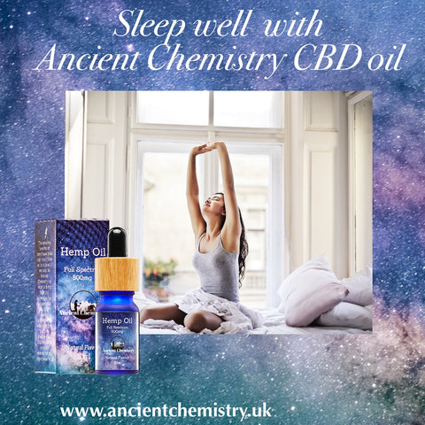 SLEEP WELL WITH CBD