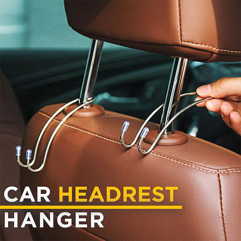 Car Headrest Hanger (2 PCS)